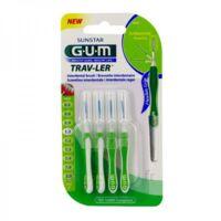 GUM TRAV - LER, 1,1 mm, manche vert , blister 4 à DIJON