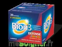 Bion 3 Défense Junior Comprimés à croquer framboise B/30 à DIJON