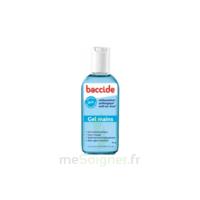 Baccide Gel mains désinfectant sans rinçage 75ml à DIJON