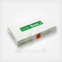 Stéribox Kit prévention et hygiène pour les toxicomanes avec seringues 100UI/ml à DIJON