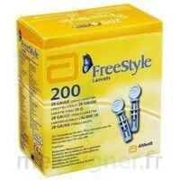 Freestyle Papillon Lancettes B/200 à DIJON