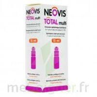 NEOVIS TOTAL MULTI S ophtalmique lubrifiante pour instillation oculaire Fl/15ml à DIJON