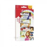 Edel+White Dentifrice 7 saveurs enfant 7*T/9,4ml à DIJON