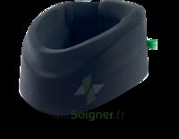 Cervix 2 Collier cervical semi-rigide noir/vert H7,5cm T2 à DIJON