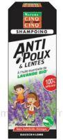 Cinq sur Cinq Natura Shampooing anti-poux lentes lavande 100ml à DIJON