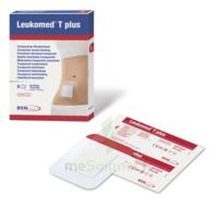 Leukomed T Plus Pansement adhésif stérile avec compresse transparent 5x7,2cm B/5 à DIJON