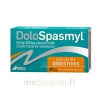 DOLOSPASMYL 60 mg/300 mg Caps molle Plq PVC/alu/20 à DIJON