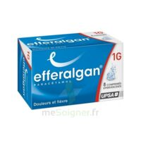 EFFERALGANMED 1 g Cpr eff T/8 à DIJON