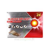 NUROFENPLAST 200 mg Emplâtre médic 4Sach à DIJON