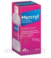 Mercryl Solution Pour Application Cutanée Moussante Blanc Fl/300ml à DIJON