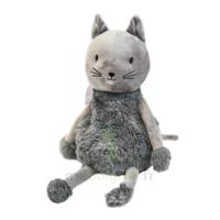 Warmies - Bouillotte Chat gris à DIJON