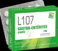 Lehning L107 Comprimés Orodispersibles 2plq Pvc/pvdc/alu/20 à DIJON
