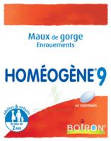 Boiron Homéogène 9 Comprimés à DIJON