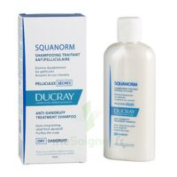 Squanorm Shampooing Traitant Antipelliculaire - Pellicules Sèches à DIJON