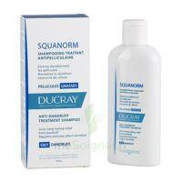 Ducray Squanorm Shampooing Pellicule Grasse 200ml à DIJON