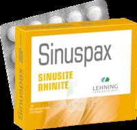 Lehning Sinuspax Comprimés à Croquer 3plq/20 à DIJON