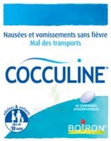 Boiron Cocculine Comprimés orodispersibles B/40 à DIJON